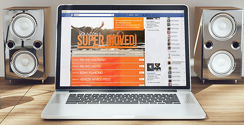 easyJet app super Giovedì