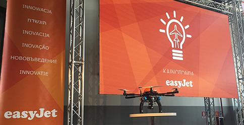 Innovation event easyJet 2015