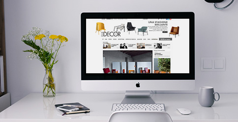 ELLE Decor restyle website